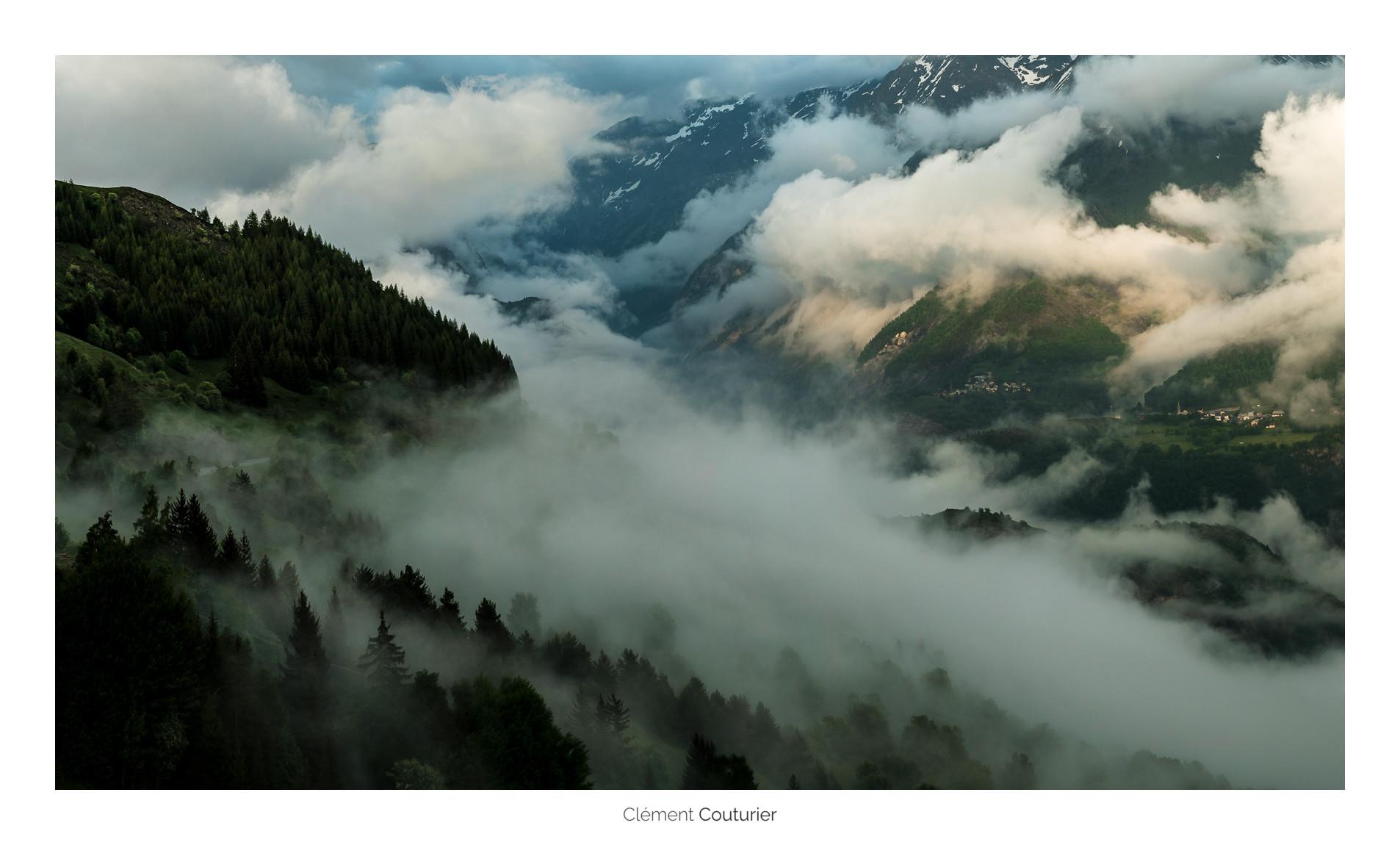 La vallée cachée - Clément Couturier