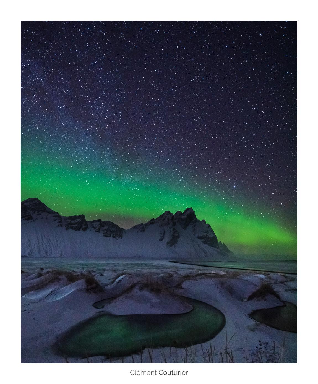 aurore boréale - Clément Couturier