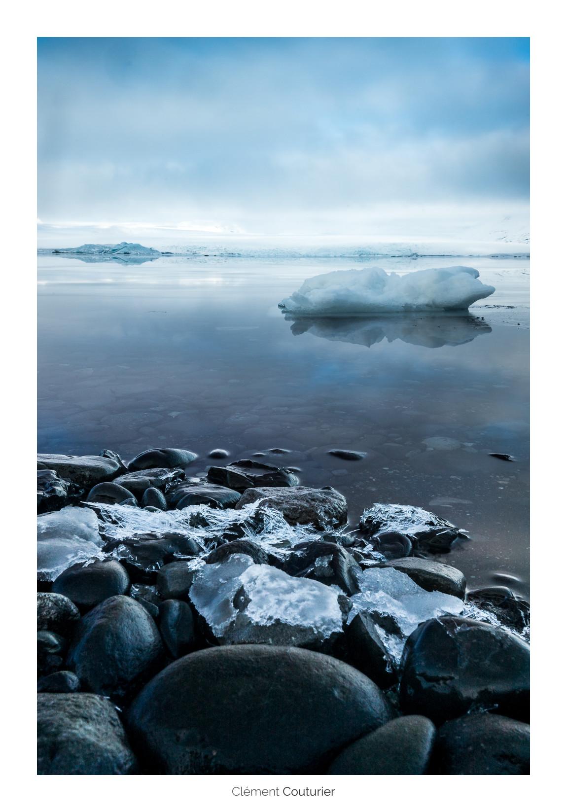 iceberg islande - Clément Couturier